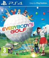 hra pro Playstation 4 Everybodys Golf