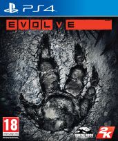 hra pre Playstation 4 Evolve