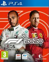 hra pro Playstation 4 F1 2020