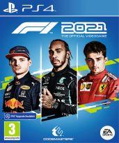 F1 2021 (PS4) + DLC