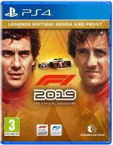 hra pro Playstation 4 F1 2019 - Legends Edition
