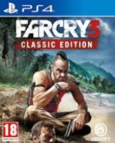 hra pro Playstation 4 Far Cry 3 Classic Edition
