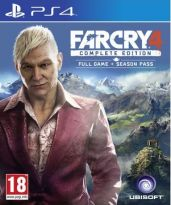 hra pre Playstation 4 Far Cry 4 CZ (Complete Edition)