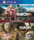 Far Cry 4 + Far Cry: Primal (Double Pack)