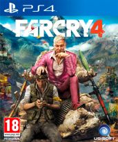 hra pre Playstation 4 Far Cry 4 EN
