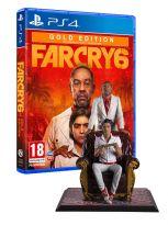 hra pro Playstation 4 Far Cry 6 - Gold Edition + figurka Anton & Diego