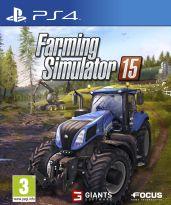 hra pre Playstation 4 Farming Simulator 15