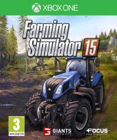 hra pro Xbox One Farming Simulator 15