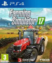 hra pre Playstation 4 Farming Simulator 17