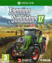 hra pre Xbox One Farming Simulator 17