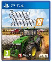 hra pro Playstation 4 Farming Simulator 19 CZ