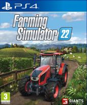 hra pro Playstation 4 Farming Simulator 22