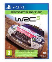 hra pre Playstation 4 WRC 5 (eSports edition)