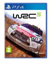 hra pre Playstation 4 WRC 5