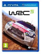 Hra pre PS Vita WRC 5