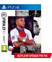 hra pro Playstation 4 FIFA 21 - Champions Edition CZ