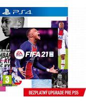 hra pro Playstation 4 FIFA 21 CZ