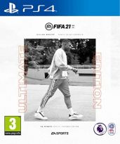 FIFA 21 - Ultimate Edition (PS4) + darček tričko