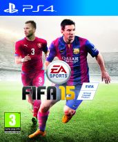 hra pre Playstation 4 FIFA 15