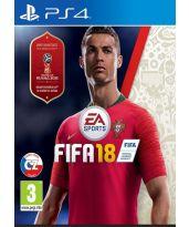 hra pre Playstation 4 FIFA 18 CZ