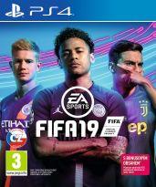 FIFA 19 (PS4) + darček tričko