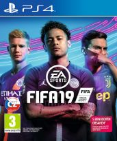 hra pre Playstation 4 FIFA 19
