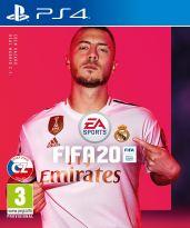 FIFA 20 CZ (PS4) + darček tričko