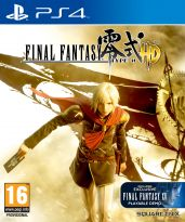 hra pre Playstation 4 Final Fantasy Type-0 HD