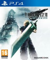 hra pro Playstation 4 Final Fantasy VII Remake
