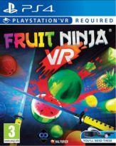 hra pro Playstation 4 Fruit Ninja VR