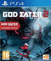 hra pre Playstation 4 God Eater 2: Rage Burst