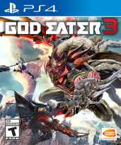 hra pre Playstation 4 God Eater 3
