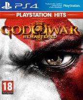 hra pre Playstation 4 God of War III (Remastered)