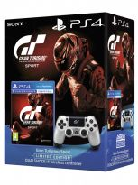 Gran Turismo Sport + DualShock 4 gamepad- Limited Edition (PS4HW)