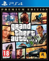 hra pro Playstation 4 Grand Theft Auto V - Premium Edition
