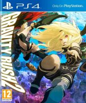 hra pro Playstation 4 Gravity Rush 2