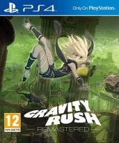 hra pro Playstation 4 Gravity Rush (Remastered)