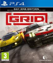 GRID - Day One Edition (PS4) + darček plagát