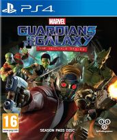 hra pre Playstation 4 Guardians of the Galaxy: The Telltale Series