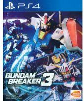 hra pre Playstation 4 Gundam Breaker 3