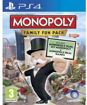 hra pre Playstation 4 Hasbro Monopoly