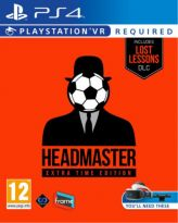 hra pro Playstation 4 Headmaster Extra Time Edition VR