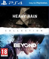 hra pre Playstation 4 Heavy Rain & Beyond Two Souls Collection