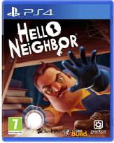 hra pre Playstation 4 Hello Neighbor