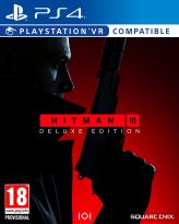 hra pro Playstation 4 Hitman 3 - Deluxe Edition