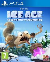 hra pro Playstation 4 Ice Age: Scrats Nutty Adventure