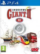 hra pro Playstation 4 Industry Giant 2 HD Remake