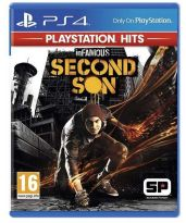 hra pre Playstation 4 inFamous: Second Son