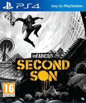 hra pre Playstation 4 inFamous: Second Son (Special edition)