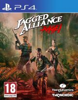 hra pre Playstation 4 Jagged Alliance: Rage!